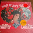 "Peg O' My Heart 12"" LP with The Lavaliers"