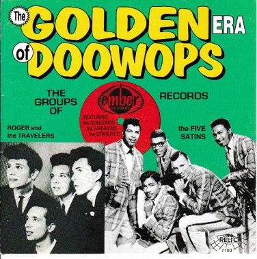 Golden Doo Wops The Groups From Ember Records