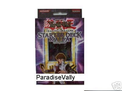 YUGIOH KAIBA EVOLUTION STARTER DECK UNLIMITED EDITION FREE SHIPPING
