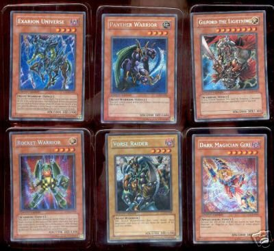 COMPLETE LIMITED EDITION 6 CARD CT2-EN SET FREE SHIPPING