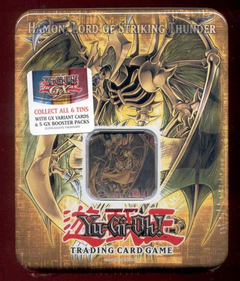 HAMON LORD OF STRIKING THUNDER 2006 TIN