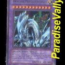 DRAGON MASTER KNIGHT YUGIOH GX HOLO ENGLISH CARD