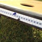 Corn Hole Magnetic ScoreKeeper (BLACK/BLUE)