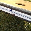 Corn Hole Magnetic ScoreKeeper (BLUE/BROWN)