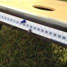 Corn Hole Magnetic ScoreKeeper (BLUE/GRAY)