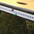 Corn Hole Magnetic ScoreKeeper (PURPLE/GREEN)