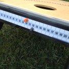 Corn Hole Magnetic ScoreKeeper (ORANGE/GRAY)
