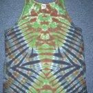 Tie Dye Tank Top X-Large #1