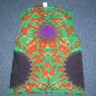 Tie Dye Sleeveless T-Shirt Large #10