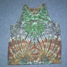 Tie Dye Tank Top X-Large #5