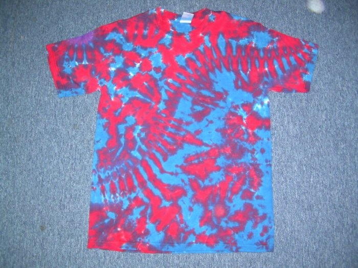 Tie Dye Shirt Medium #7