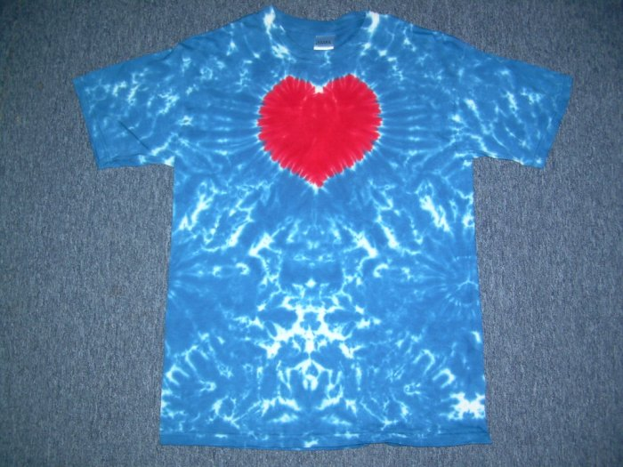 Tie Dye Shirt Medium #14
