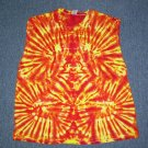 Tie Dye Sleeveless T-Shirt XX-Large #3