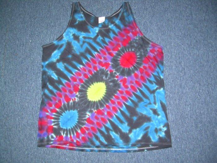 Tie Dye Tank Top XX-Large #3
