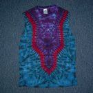 Tie Dye Sleeveless T-Shirt Medium #2