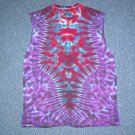 X-Large Sleeveless Tie Dye T-Shirt #7