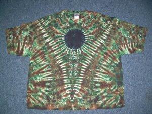 Tie Dye Shirt 5X-Large #2