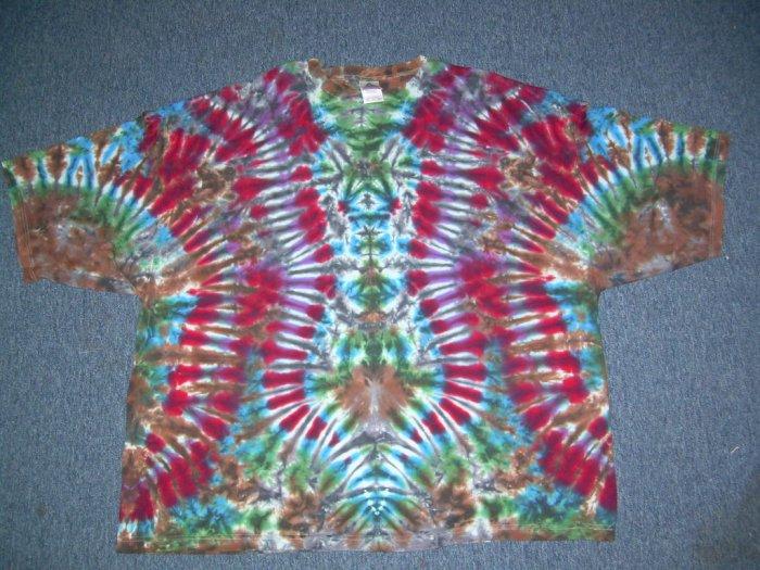 Tie Dye Shirt 6X-Large #2