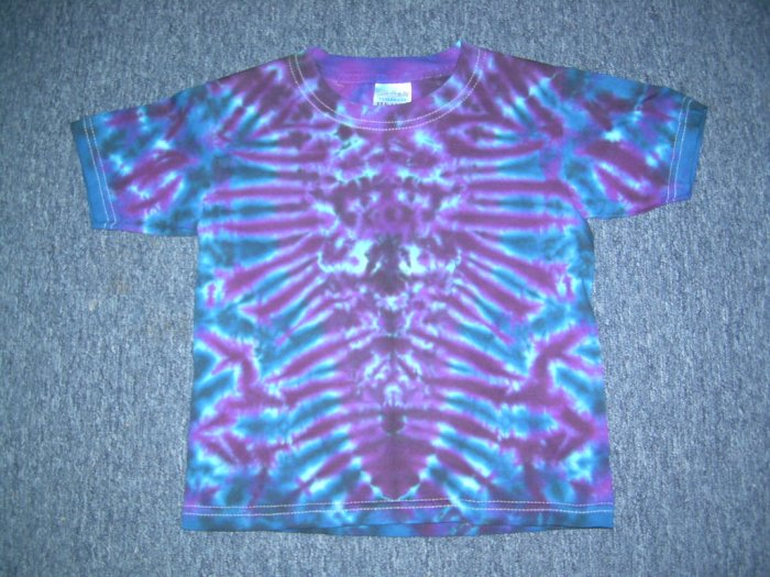 Tie Dye Youth Shirt 2-4 X-Small #4