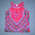 Tie Dye Tank Top Large #2