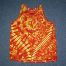 Tie Dye Tank Top Large #12