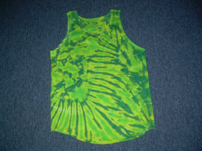 Tie Dye Tank Top Small #4