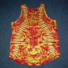 Medium Mens Tie Dye Tank Top #3