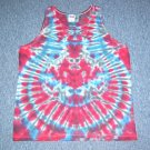 Medium Mens Tie Dye Tank Top #9
