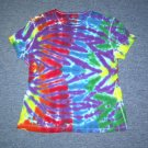 Womens Tie Dye Scoop Neck T -Shirt X-Large #5