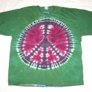Mens Tie Dye Short Sleeve T-Shirt XX-Large #20