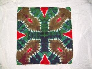 Tie Dye Bandanna #19