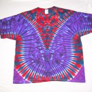 Mens Tie Dye Short Sleeve T-Shirt XX-Large #21