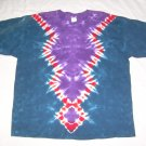 2X-Large Short Sleeve Mens Tie Dye T-Shirt #32