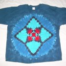 2X-Large Short Sleeve Mens Tie Dye T-Shirt #33