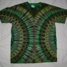 Medium Short Sleeve Mens Tie Dye T-Shirt  #30