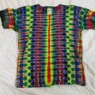 Youth XL(18-20) Short Sleeve T-Shirt Tie Dye #10