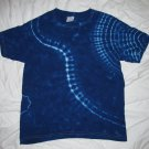 Youth Large(14-16) Short Sleeve T-Shirt Tie Dye #14