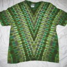 Youth Large(14-16) Short Sleeve T-Shirt Tie Dye #15