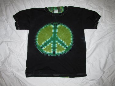Youth XL(18-20) Short Sleeve T-Shirt Tie Dye #11