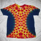 Youth Small (6-8) Short Sleeve T-Shirt Tie Dye #09