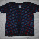 Youth X-Small (2-4) Short Sleeve T-Shirt Tie Dye #10