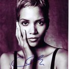 Halle Berry Signed 8x10 Photo Unframed w/COA
