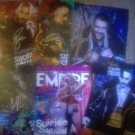 Cara Delevigne Will Smith, Margot Robbie,Jared Leto +2   Signed 8x10 Photos (SUICIDE SQUAD) w/COA