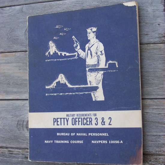 Petty Officer 3 & 2