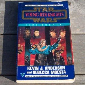 Star Wars Jedi Bounty Young Jedi Knights