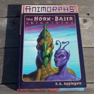 Animorphs The Hork Bajir Chronicles by KA Applegate