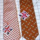 Two Brent Morgan SilkTies - Brand New!