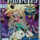 "MARVEL COMIC ""The New Mutants"" VOL 1, #79 Sept 1989"