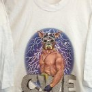 """CWF"" Chihuahua Wrestling Federation t-shirt"
