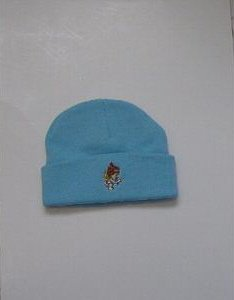 BLUE INFANT TOBOGAN - HAT - BEANIE